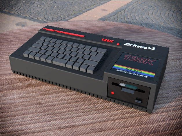 raspberry pi 3 zx spectrum emulator